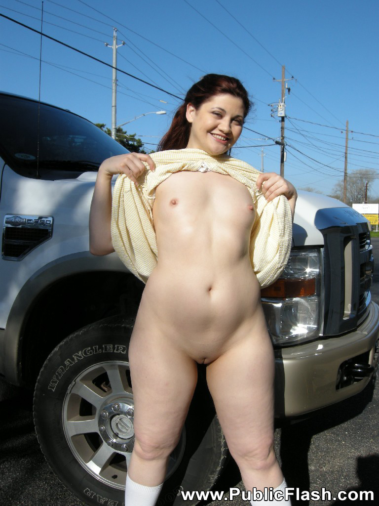 Nude Fat Ass Outdoors In Public